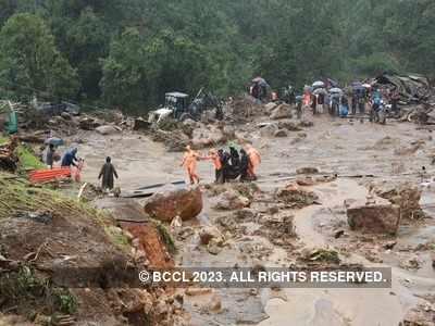 Idukki Landslide: 19 persons including 13 children still missing