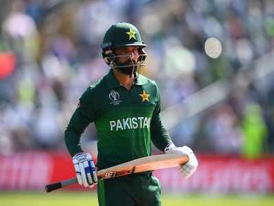 Mohammad Hafeez: Personally went to test it again