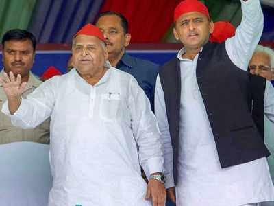 CBI gives clean chit to Mulayam, Akhilesh Yadav in disproportionate assets case