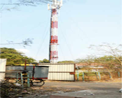 COW towers over school, threatens health of kids