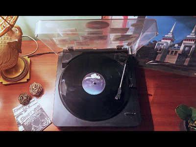 Confessions of a vinyl addict