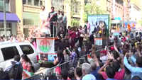 Watch: 37th India Day parade in New York