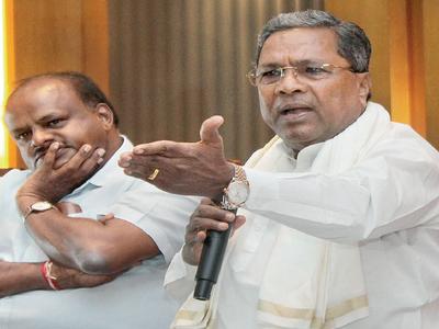 If we lose Mysuru-Kodagu, I'm pulling the plug on government: Siddaramaiah gives ultimatum to CM HD Kumaraswamy