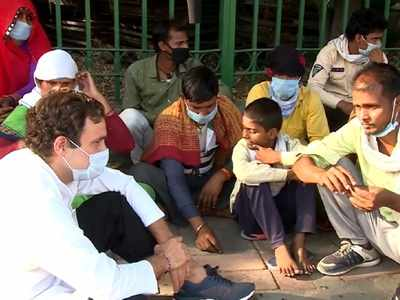 Rahul Gandhi shares documentary on interaction with migrants who have suffered 'hardship, violence and injustice'