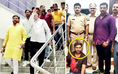 Gangster got bail from SC with fake medical reports