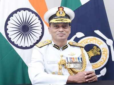 Krishnaswamy Natarajan takes over as new Indian Coast Guard chief