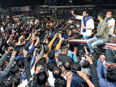 Bhim Army chief denied nod to hold rally in Pune