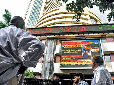 Sensex suffers biggest single-day loss in 2019 on Union budget woes