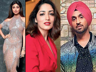 Shilpa Shetty returns to films after 12 years to play a writer in Diljit Dosanjh and Yami Gautam's comedy