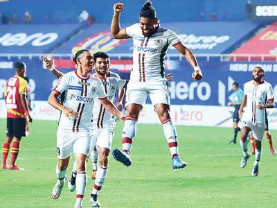 Bagan win derby honours