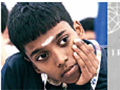 Rameshbabu Praggnanandhaa stuns Veselin Topalov at Gibraltar chess