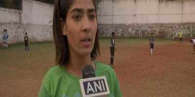 Meet Nadia Nighat - Kashmir's first woman football coach