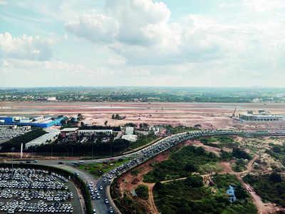 Reducing the ROT at Bengaluru airport