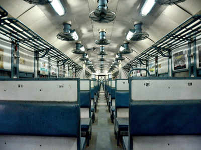 Bengaluru's first local train? Derailed by an empty feeling