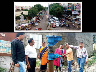 Citizens teach civic body a lesson in water management