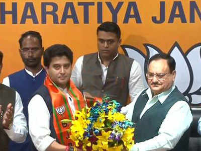 Madhya Pradesh political crisis live updates: Unfortunate to see Scindia parting ways, says Pilot