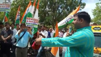 On cam: Clash between BJP and Congress supporters disrupts municipal budget meet in Indore