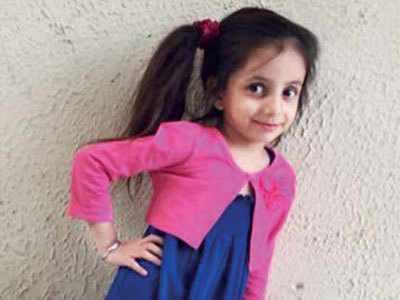 5-year-old succumbs after father tried to strangle her