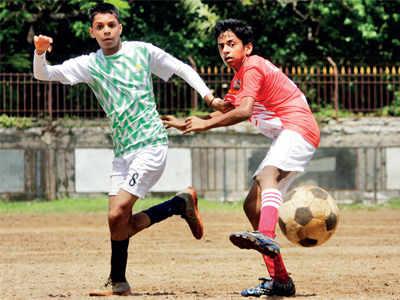 Video games inspired Mumbai boy to take up football