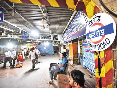 Grant Road, Charni Road stations to get a revamp, main building to be rebuilt