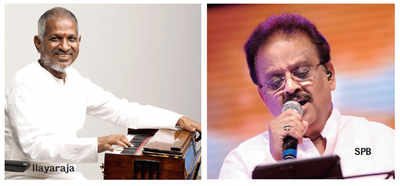 Ilayaraja asks SPB not to sing his songs at concerts
