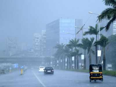 Weather update: Heavy rains lash parts of Mumbai and its suburbs