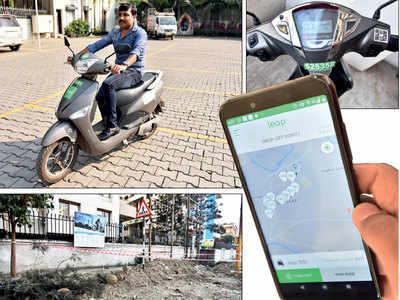 Pimple Saudagar will soon host e-scooters