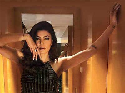 Sushmita Sen, Ritik Bhasin rekindle romance?