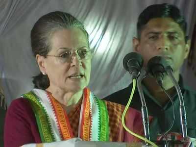 Sonia Gandhi beats BJP's Dinesh Pratap Singh in Rae Bareli