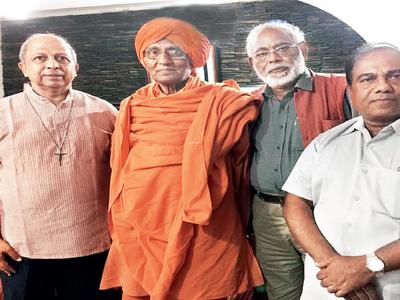Swami Agnivesh-1939-2020: 'Saluting one of the bravest men I've met'