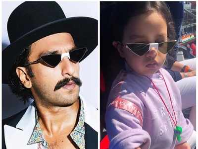 Kids are different these days: MS Dhoni shares collage of daughter Ziva and Ranveer Singh with an endearing backstory