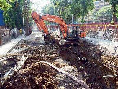 BMC to scrap over-priced road bids