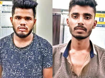 Fake robbery bid lands Bhosari duo in police net