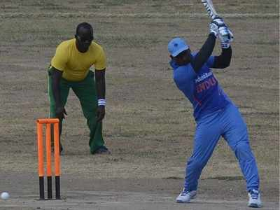 Cricket for the blind: Sunil Ramesh shines as India defeats Jamaica by 8 wickets