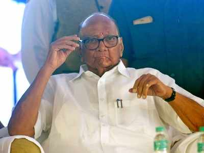 What did you do when you were ministers: NCP chief Sharad Pawar hits out party defectors