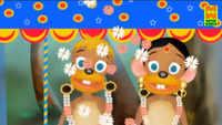 Popular Children Malayalam Nursery Song 'Korangachannde Kalayanam' - Kids Nursery Songs In Malayalam