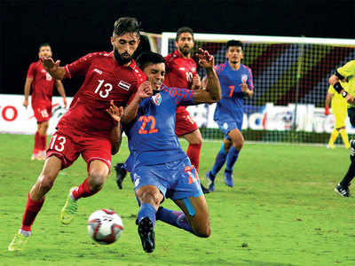 Football: India do not have much time for excuses