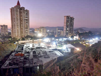 Kanakia Spaces Realty  faces Rs 400-cr hit for flattening hill in Powai