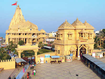 Somnath gets cleanest iconic place award
