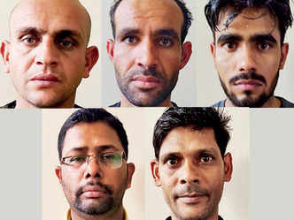 Cops bust Rs 5,000 crore heroin racket with links to Taliban