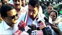 Roads in MP are like Vijayvargiya's cheeks, will make them like Hema Malini's cheeks: State Minister PC Sharma