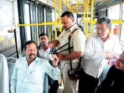Conductor gets Rs 1L revenue for PMPML
