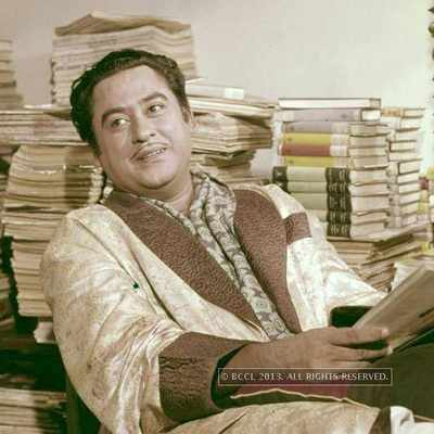 Remembering Kishore Kumar on his death anniversary: Legendary filmmaker-singer's beautiful songs over the years