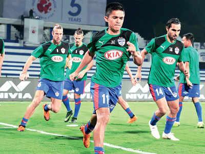 Indian Super League: Bengaluru FC begin quest to defend title today