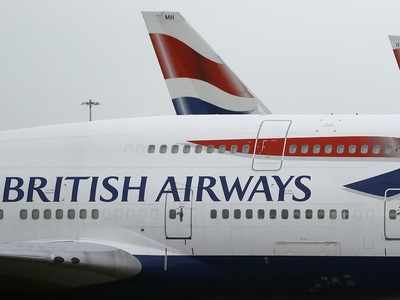 British Airways cancels nearly all flights as pilots go on strike
