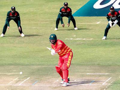 Live Cricket Score, Zimbabwe vs Bangladesh, 3rd ODI