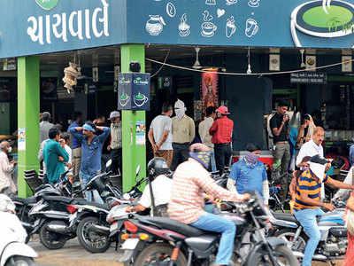 Gujarat marks highest single-day spike