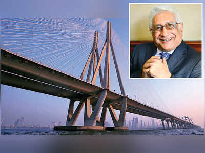 HCC seeks Rs 648 cr from govt for delay in Sea Link construction