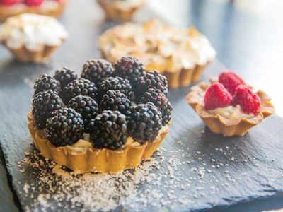 PLAN AHEAD: Bake summer fruit tarts