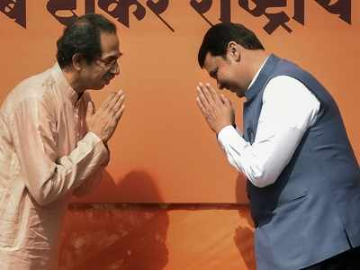 Shiv Sena 'big brother' of BJP in Maharashtra: Raut; Fadnavis says want alliance but not desperate